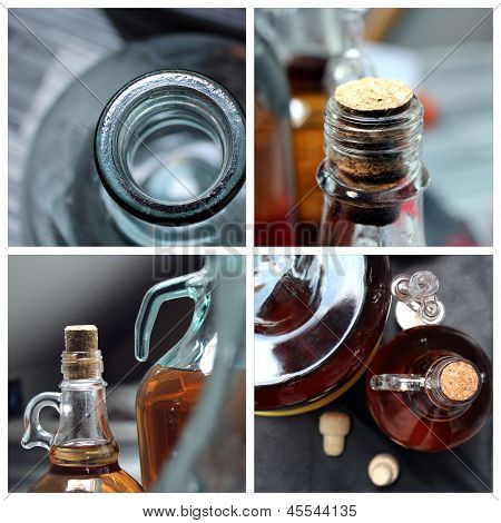 Homemade Wine Photo Set