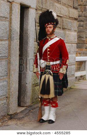 Citadel Scots Guard