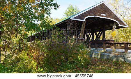 Rowell Covered Bridge