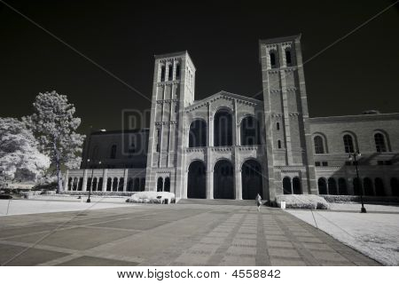 Royce Hall Infrared