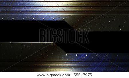 technical machine metal background