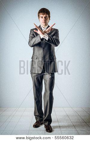 Hands Crosswise
