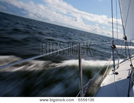 Sailing With Speed