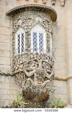 Window Pena Palace
