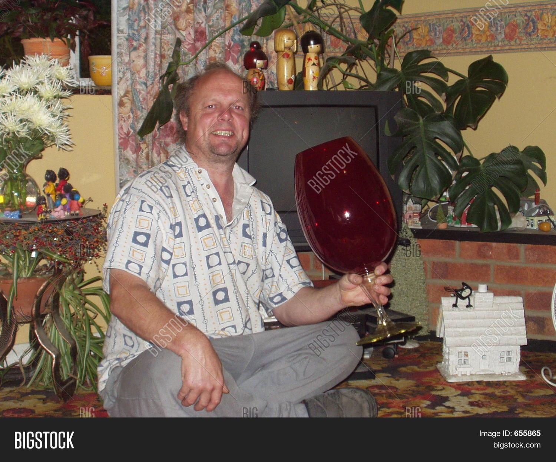 huge wine glass image photo bigstock. Black Bedroom Furniture Sets. Home Design Ideas