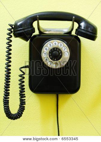 Old vintage phone