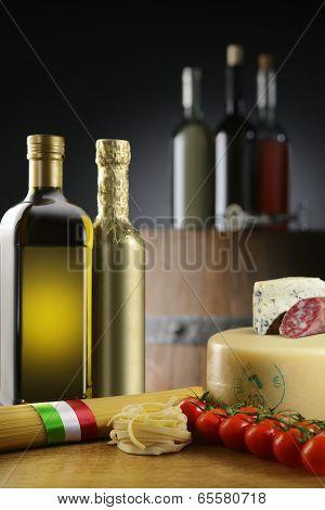 Italian Foodstuff