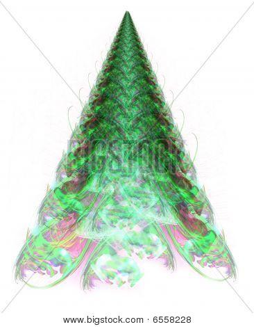 Green Figure Fir-tree