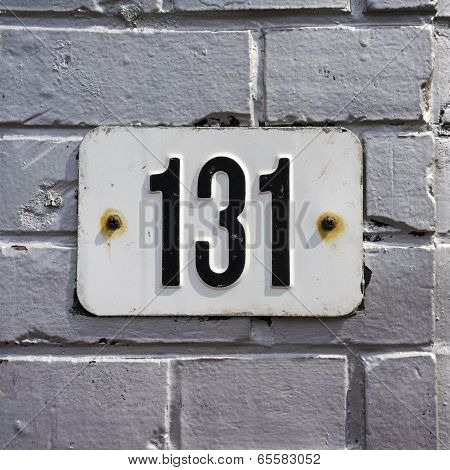Number 131