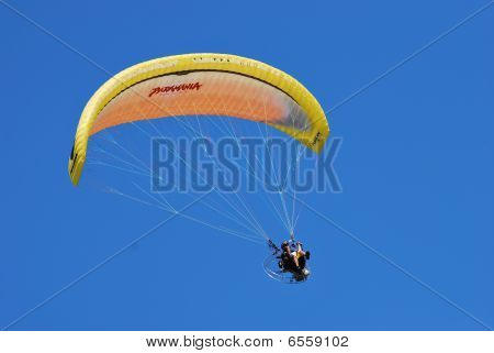 Sport Paraglide at the WAG 2009 events