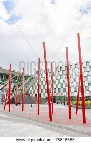 Bord Gais Energy Theatre In Dublin