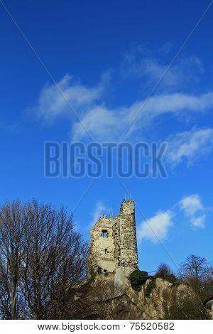Drachenfelds Castle (