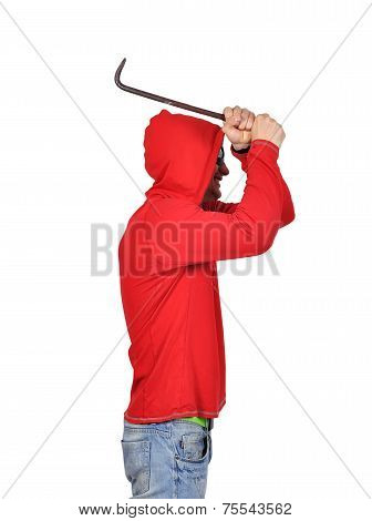 Thief With Nail Puller