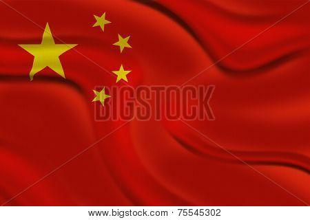 Amazing Flag of China