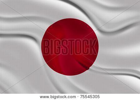 Amazing Flag of Japan