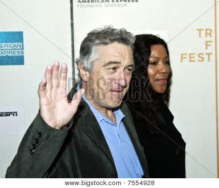Robert De Niro; Grace Hightower