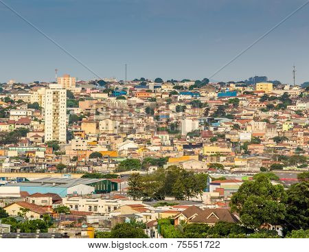Sao Paulo City , Brazil - Latin America