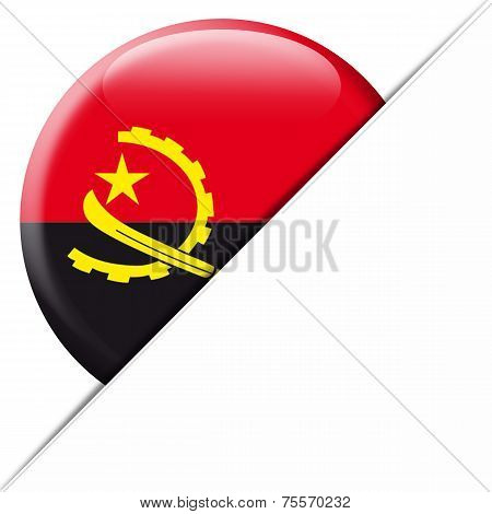 Angola Pocket Flag