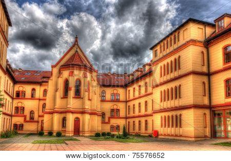 Archbishop's Seminary In Zagreb - Croatia