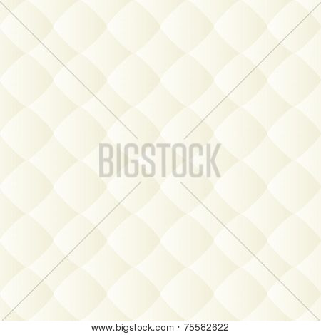 pale yellow pattern seamless or background  - vector illustration poster