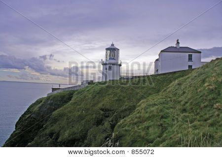 Clifftop Leuchtturm