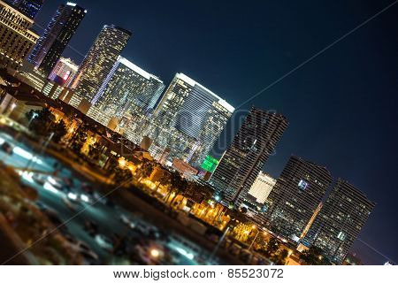 Las Vegas Strip Vista
