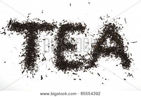 Words - Tea
