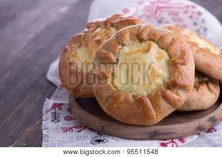 Shangi, traditional Russian pies