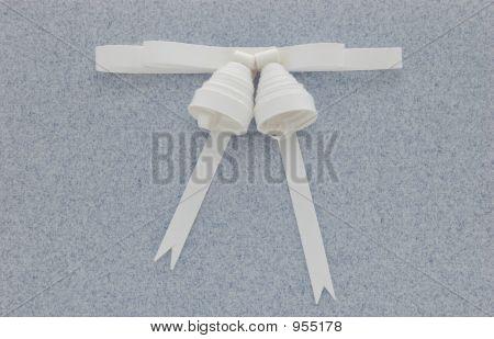 Wedding Bells Notecard