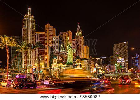 On The Las Vegas Strip