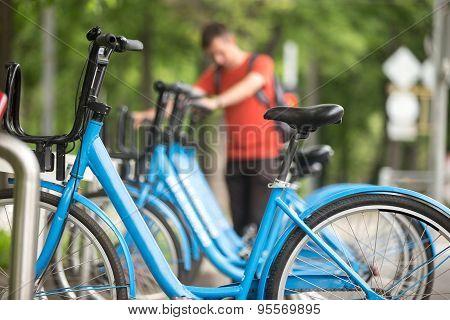 Rent Bikes