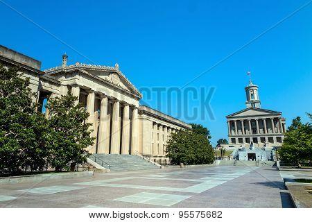 War Memorial Auditorium, Nashville, Tennessee
