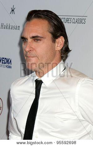 LOS ANGELES - JUL 9:  Joaquin Phoenix at the