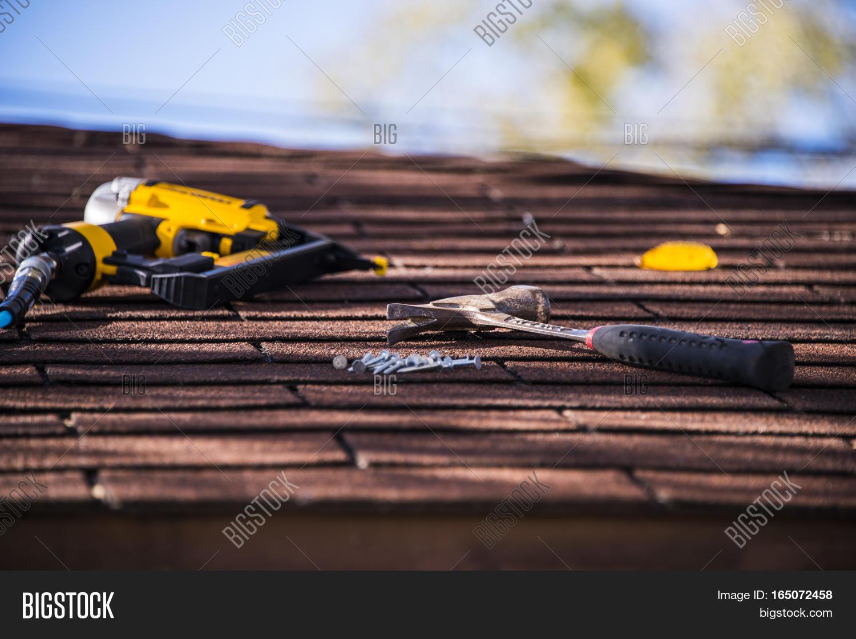 Roof Repair. Roofing Image & Photo (Free Trial) | Bigstock
