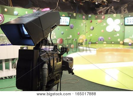 Lottery Tv Studio