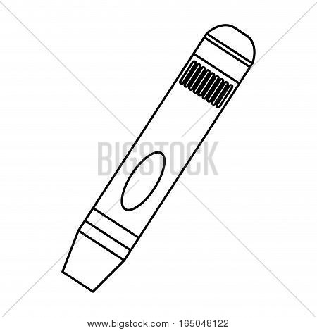 glucometer medicine technology icon vector illustration graphic design