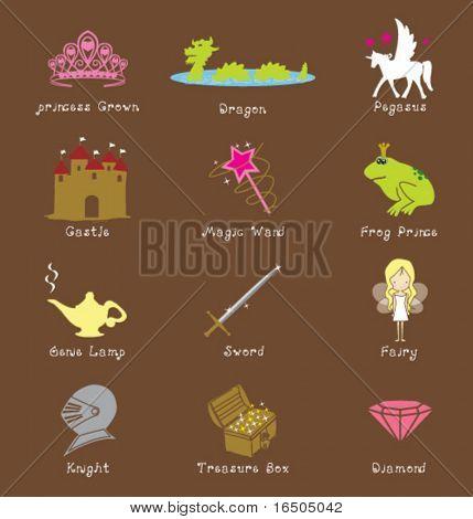 fantasy symbols