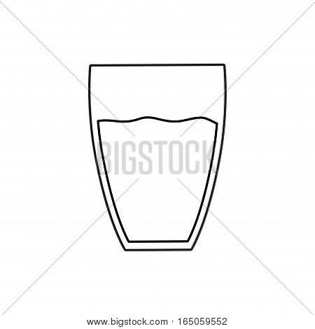Delicious and fresh juice icon vector illustration graphic design