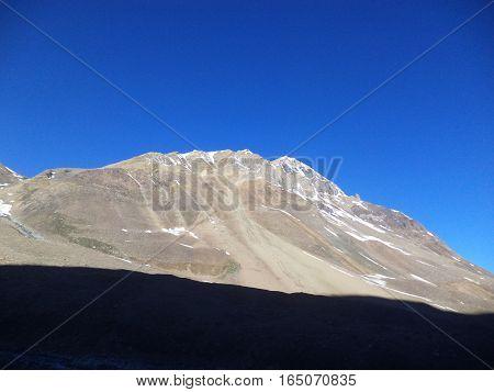 Leh, Ladakh in Jammu and Kashmir, India