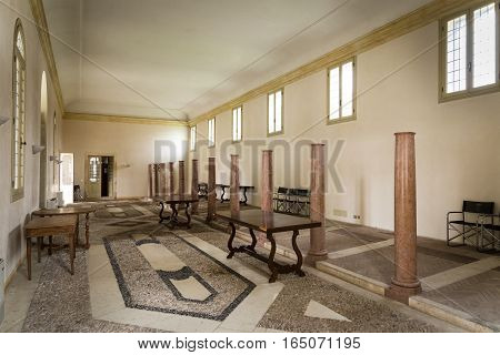 Vicenza, Veneto, Italy - Villa Cordellina Lombardi, Built In 18Th Century.