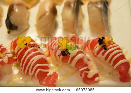 A Sushi It is possible to use as a background