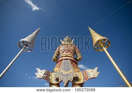 Thailand Isan Udon Thani City Shrine