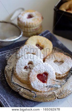 Tasty cookies called