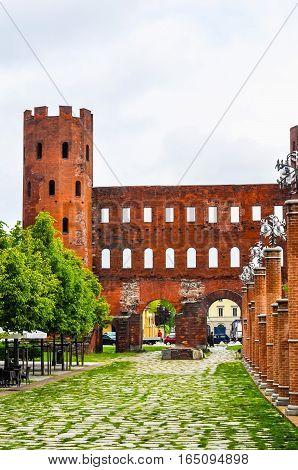 Hdr Torri Palatine, Turin
