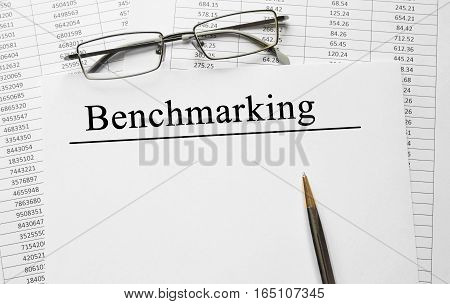 Paper With Benchmarking On A Table