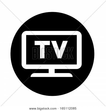 an images of Or pictogram Web TV icon