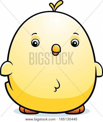 Cartoon Baby Chicken