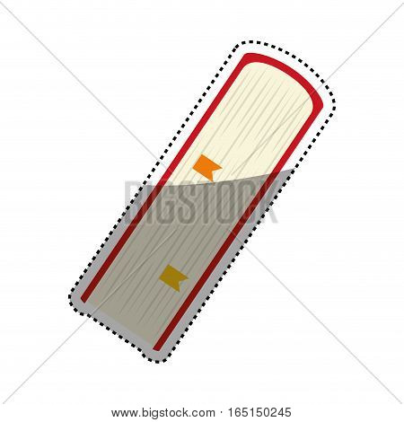Book library education icon vector illustration graphic design