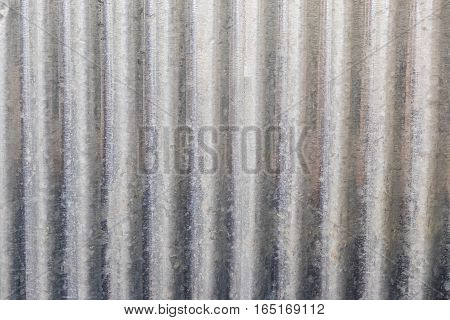 zinc galvanised iron surface detail background texture