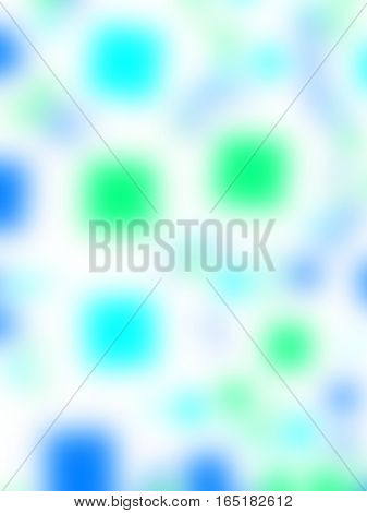 Modern Abstract Background, Defocused Backdrop For Soft Generated Design
